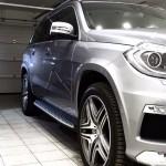 Защитное покрытие кузова Mercedes GL