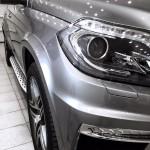 Керамическое покрытие Mercedes GL