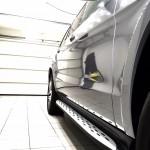 Восстановление ЛКП Mercedes GL