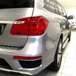 Защитное покрытие Mercedes GL