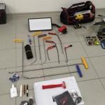 бучение ремонту вмятин - pdr инструмент